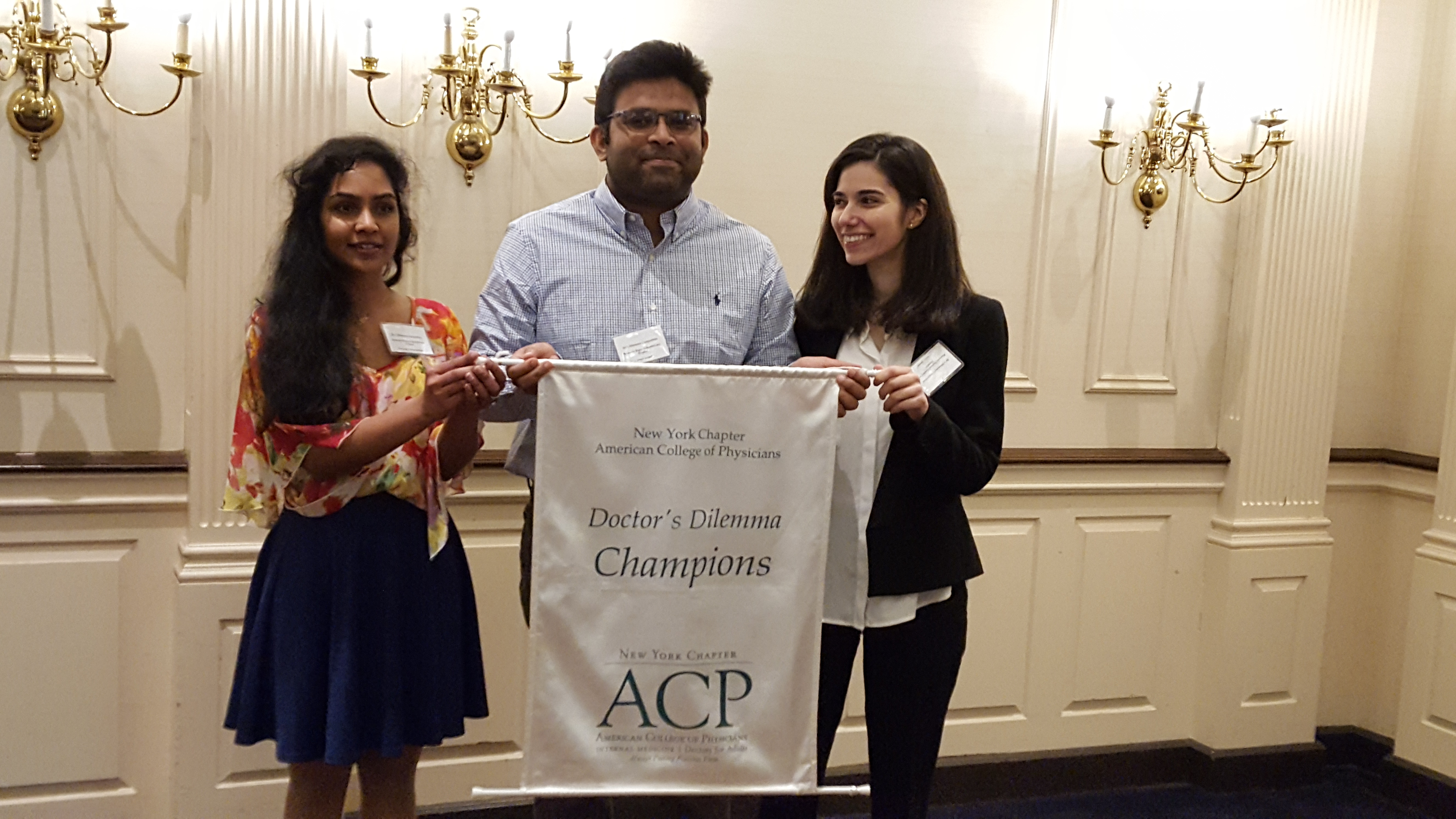Residents & Fellows - New York Chapter of the American
