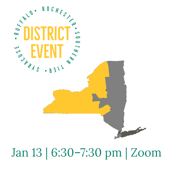 District Event Logo