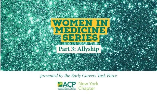 Women in Medicine Part 3 Webinar